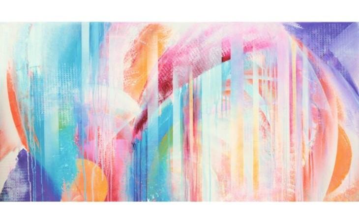 Pioggia cromatica - Cinzia Airaghi