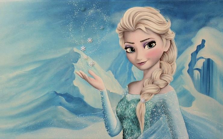 Frozen - Cinzia Airaghi