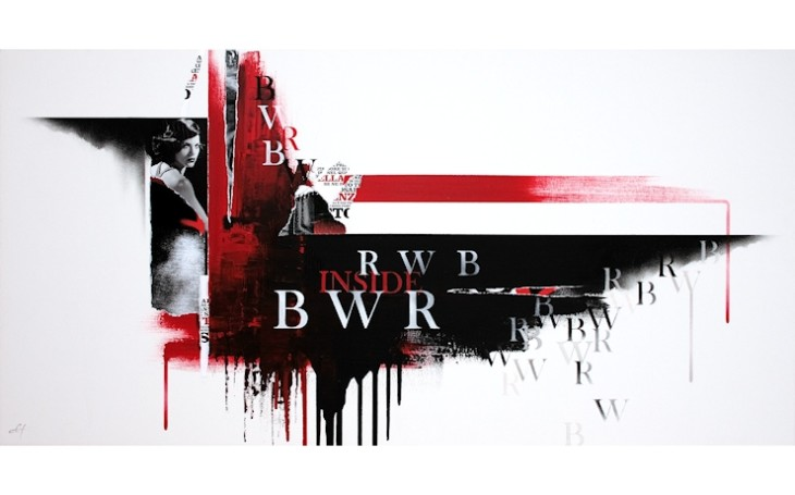 BLACK WHITE RED Soul - Cinzia Airaghi
