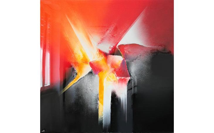 Explosion - Cinzia Airaghi