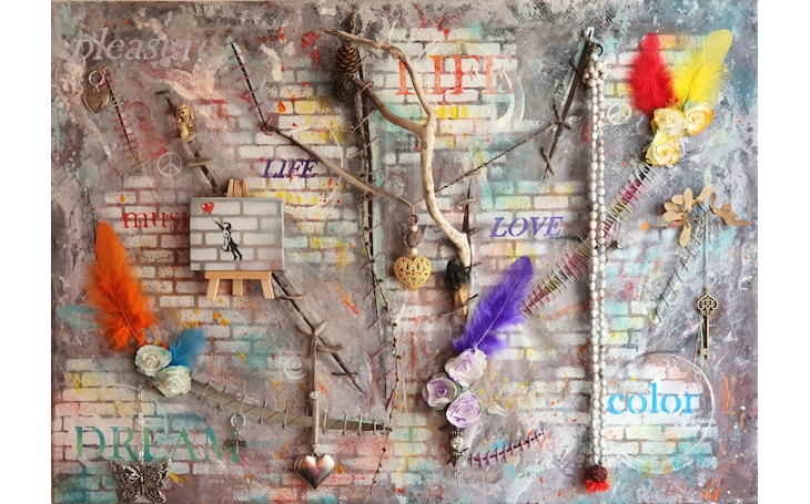 Graffiti di una vita - Cinzia Airaghi